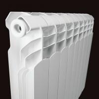 Радиатор MECTHERM  JUMBO 500 (80) алюминиевый литой