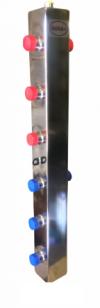 Гидравлический разделитель ГРУ-3-60  НЕРЖ.