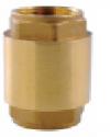 """Обратный клапан с металлическим штоком 1 1/2"""""""