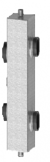 Разделитель гидравлический  Дельта 100
